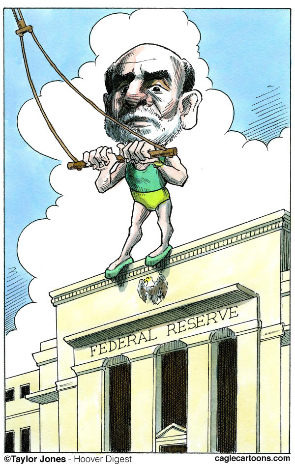 96686 600 Ben Bernanke cartoons