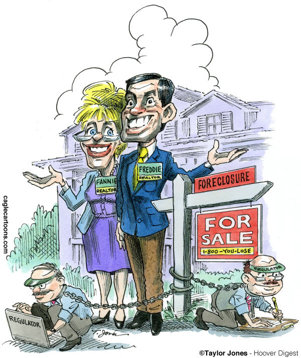 101250 600 Your Friendly Neighborhood Realtors cartoons