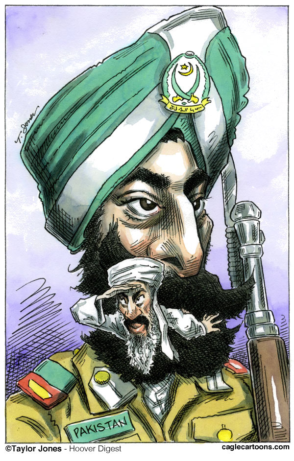 110644 600 Bin Laden anniversary cartoons