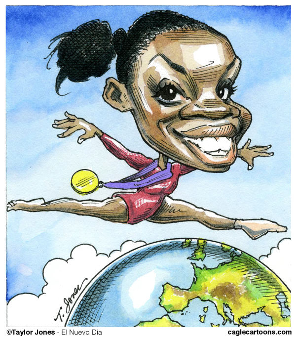 116399 600 Gabby Douglas cartoons