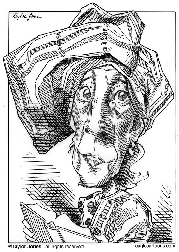 150890 600 Nadine Gordimer 1923 2014 cartoons
