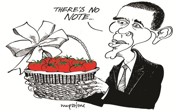 51880 600 A Gift for Barack Obama cartoons