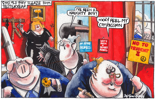 103907 600 Good Old Traditional Tory Sleaze cartoons