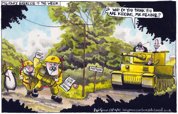 110208 600 SCOTTISH LIB DEMS FUTILE ELECTION HOPES cartoons