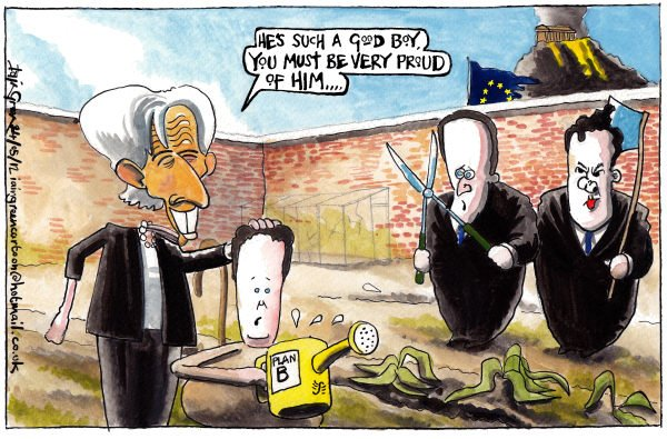 112349 600 CHRISTINE LAGARDE AND UK FISCAL POLICY cartoons