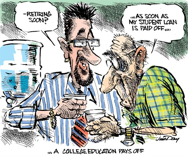 120590 600 A college education pays off cartoons