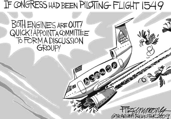 David Fitzsimmons - The Arizona Star - congress - English - congress, stimulus