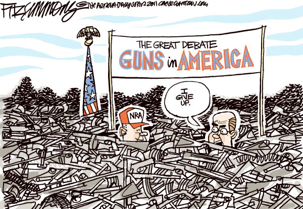 88295 600 The United States of NRA cartoons
