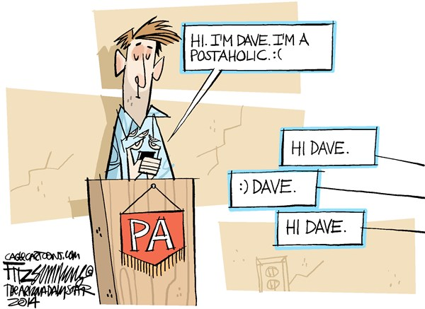 David Fitzsimmons - The Arizona Star - postaholic - English - internet