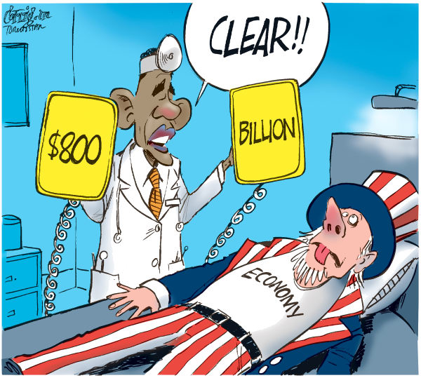 60241 600 Obama saves economy cartoons