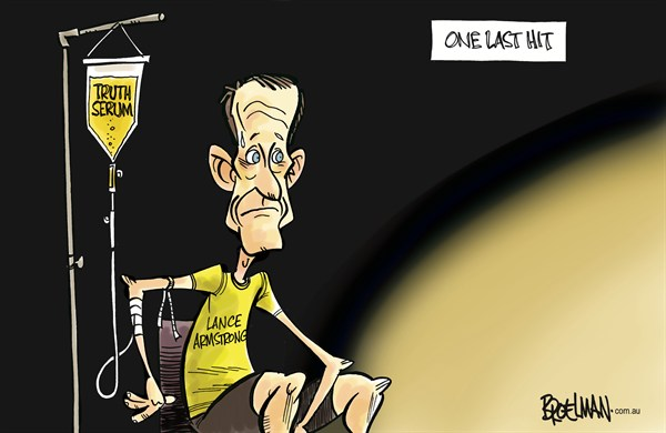 125521 600 Lance Armstrong tells the truth cartoons