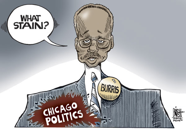 BURRIS © Randy Bish,Pittsburgh Tribune-Review,SENATOR,BURRIS,ILLINOIS