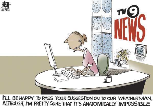 MORE SNOW, COLOR © Randy Bish,Pittsburgh Tribune-Review,SNOW, FORECAST, WEATHER, WEATHERMAN, TELEVISION