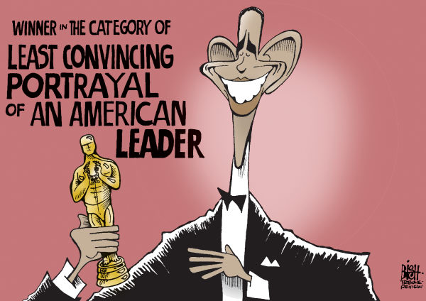 75551 600 OBAMAS OSCAR cartoons