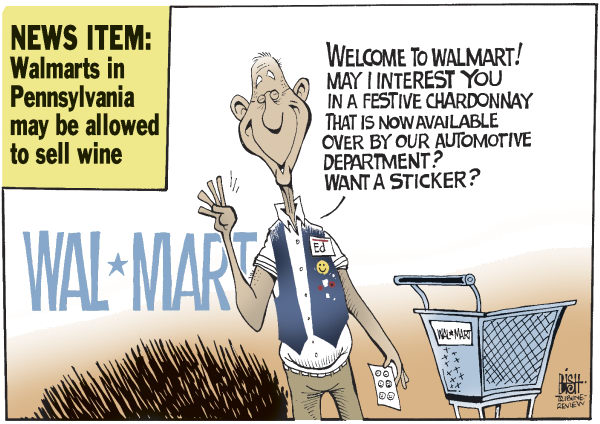 86719 600 LOCALPA WALMARTS AND WINE cartoons