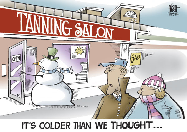 89100 600 COLD WEATHER cartoons