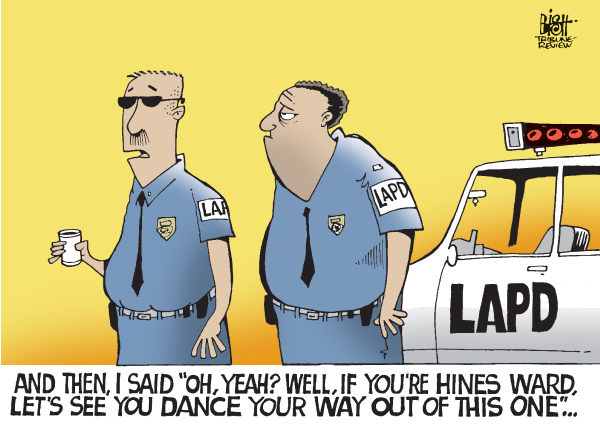 DANCE, HINES, DANCE,COLOR © Randy Bish,Pittsburgh Tribune-Review,HINES WARD, POLICE, LA, LOS ANGELES, PULLED OVER, CAR, ARRESTED, HANDCUFFS, HANDCUFFED, GUN, GUNPOINT, MISTAKE, COPS, DANCING WITH THE STARS