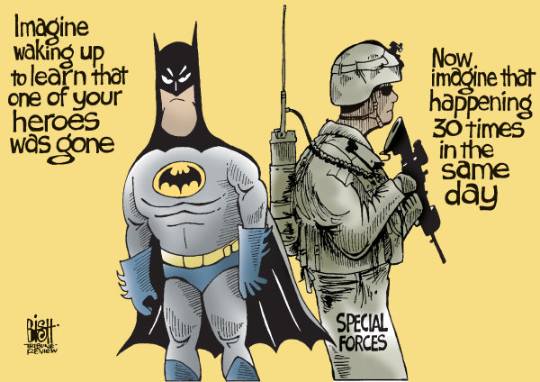 LOSING HEROES, COLOR © Randy Bish,Pittsburgh Tribune-Review,HERO, HEROES, SPECIAL FORCES, SEALS, AFGHANISTAN, KILLED, HELICOPTER, SHOT DOWN, CRASH, MILITARY, UNITED STATES, TALIBAN