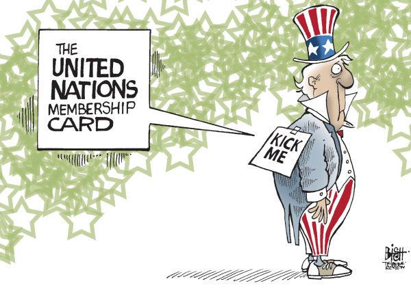 98461 600 UNITED NATIONS cartoons