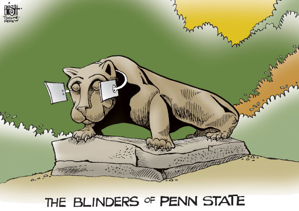 100577 600 PENN STATE ABUSE cartoons