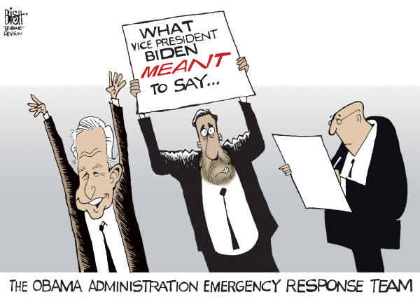 117078 600 THE BIDEN EMERGENCY RESPONSE TEAM cartoons