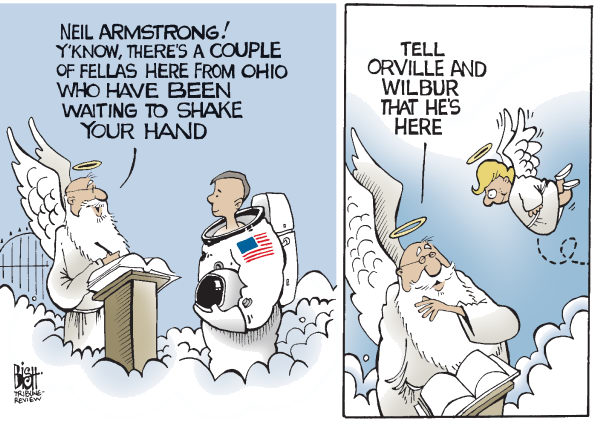 Randy Bish - Pittsburgh Tribune-Review - NEIL ARMSTRONG, COLOR - English - NEIL ARMSTRONG, ASTRONAUT, MOON, NASA