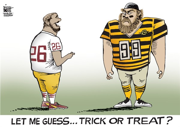 121194 600 LOCAL  PGH STEELERS THROWBACK UNIFORMS cartoons