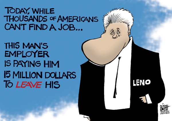 129693 600 LENO LEAVES NBC cartoons