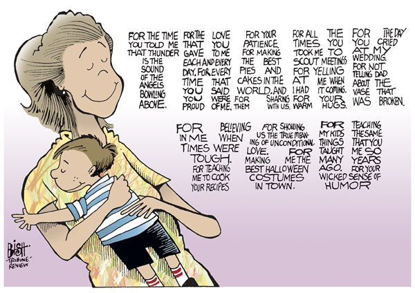 Randy Bish - Pittsburgh Tribune-Review - MOTHER'S DAY, COLOR - English - MOTHER, MOM, MOTHERS DAY, CHILDREN, PARENT