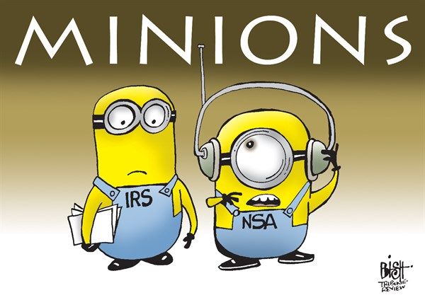 134289 600 THE IRS AND NSA cartoons