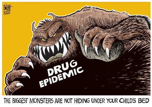 Randy Bish - Pittsburgh Tribune-Review - DRUGS AND CHILDREN, COLOR - English - DRUGS, DRUG, EPIDEMIC, CHILDREN