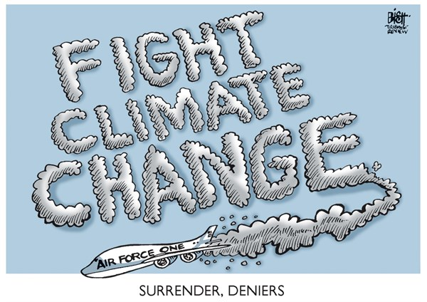 CLIMATE CHANGE © Randy Bish,Pittsburgh Tribune-Review,CLIMATE CHANGE, GLOBAL WARMING, WEATHER, OBAMA, GOVERNMENT, CLIMATE