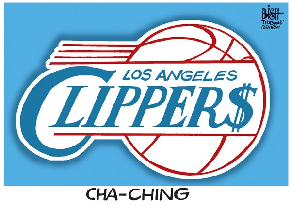 LA CLIPPERS © Randy Bish,Pittsburgh Tribune-Review,DONALD STERLING, LA CLIPPERS, LOS ANGELES, NBA, BASKETBALL SELL, TEAM