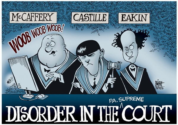 LOCAL  PA SUPREME COURT PORN © Randy Bish,Pittsburgh Tribune-Review,PENNSYLVANIA, EMAIL, PORN, SUPREME COURT