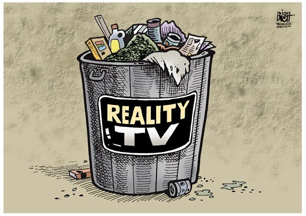 REALITY TV © Randy Bish,Pittsburgh Tribune-Review,REALITY, TV, TELEVISION, PROGRAM, SHOW