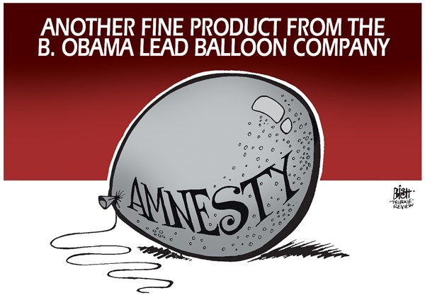 OBAMA AMNESTY © Randy Bish,Pittsburgh Tribune-Review,OBAMA, DEPORTATION, ILLEGAL, IMMIGRANT, IMMIGRANTS, IMMIGRATION, AMNESTY, COURT