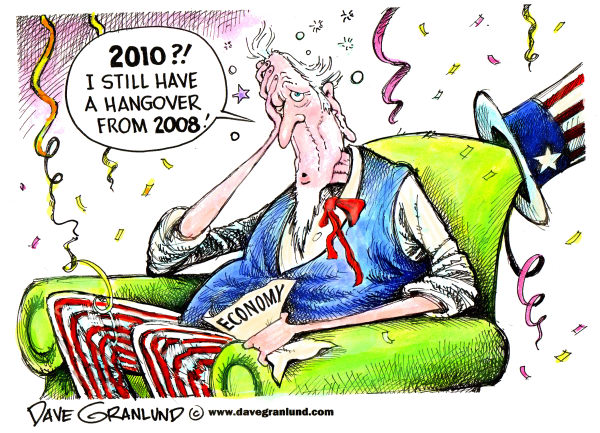 72835 600 Old Year Hangover cartoons