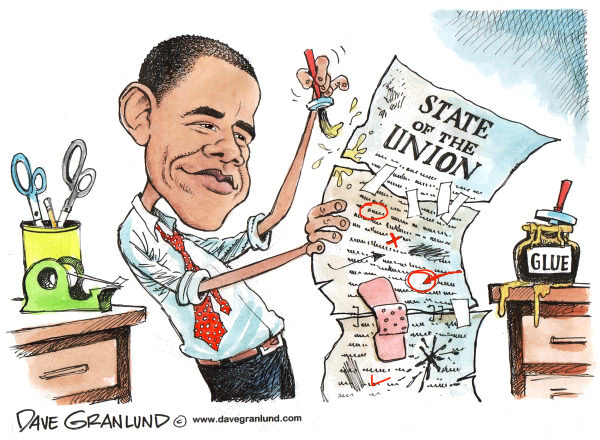 73812 600 Obama and State of the Union cartoons