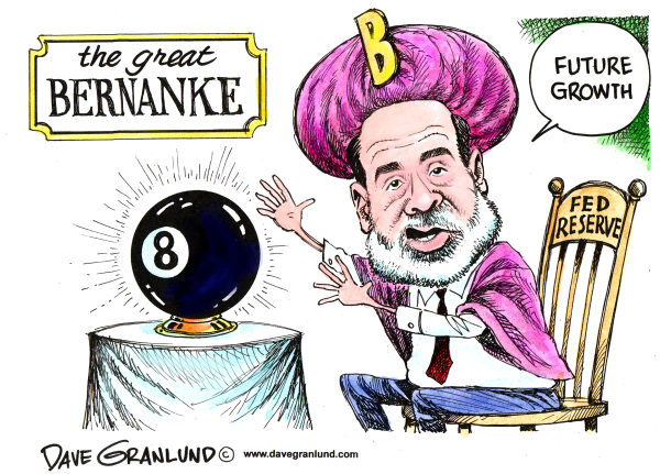 81634 600 Bernanke and economic outlook cartoons