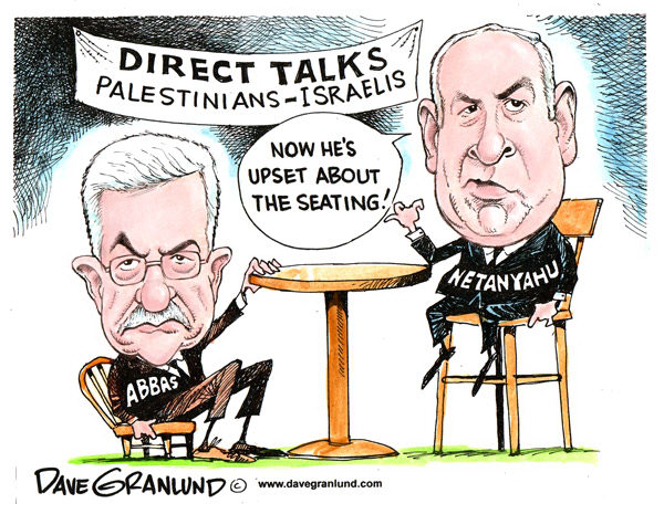 82152 600 Palestinian and Israeli talks cartoons