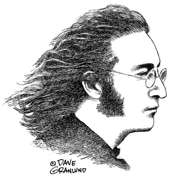 84178 600 John Lennon tribute cartoons