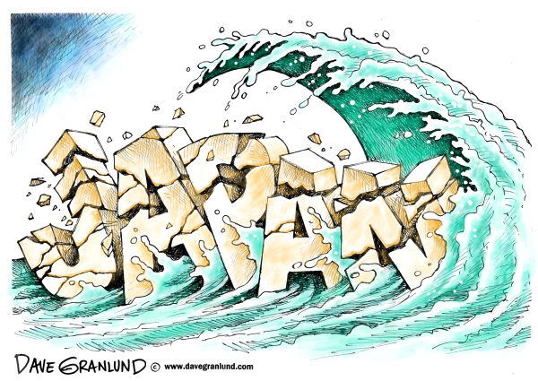 90425 600 Japan quake and tsunami cartoons
