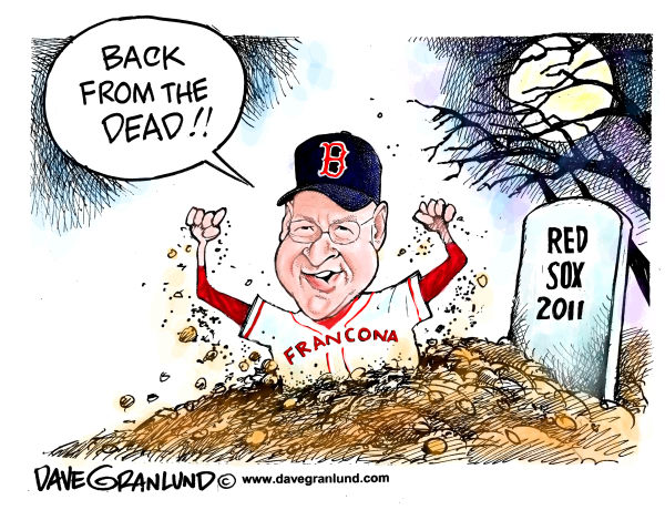 94220 600 Boston Red Sox are back cartoons