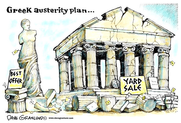 94587 600 Greek austerity plan cartoons