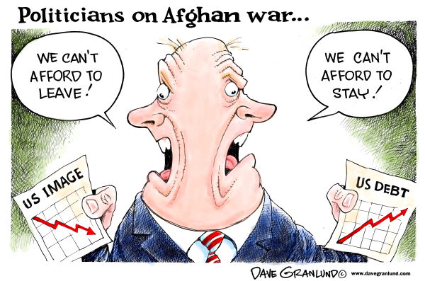 94691 600 Afghan war and politicians cartoons
