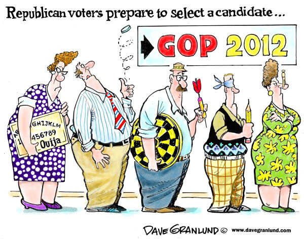101368 600 GOP voters and 2012 choices cartoons