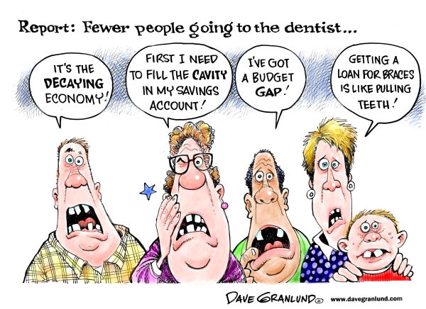 102236 600 Visits to dentist lower cartoons