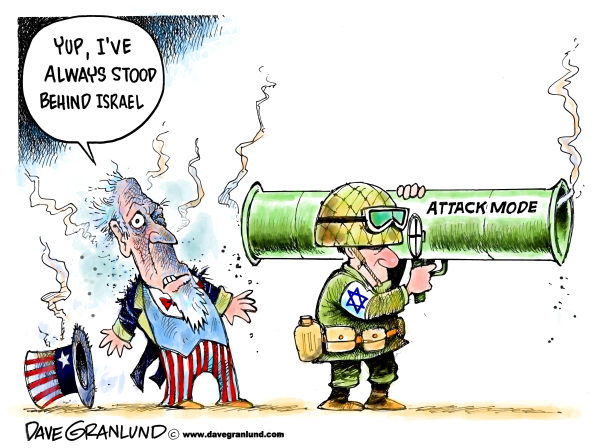 107444 600 US stands behind Israel cartoons