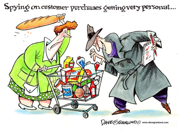 108263 600 Stores spying on buyers cartoons
