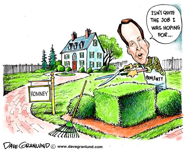 116805 600 Pawlenty not VP pick cartoons